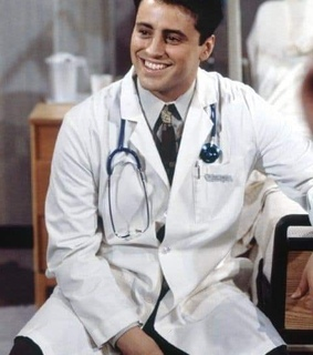 doctors, friends and joey tribbiani