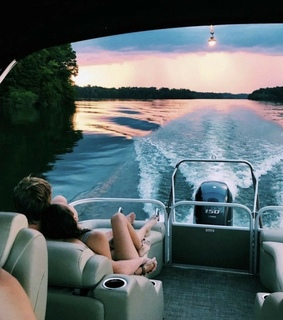 travel, boat and ocean