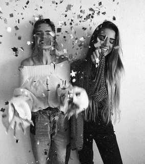 aesthetic, best friends and bff