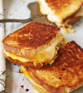 toastie, food and cheese