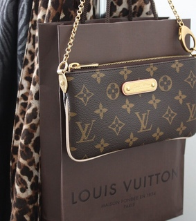 Louis Vuitton, chic and fashion