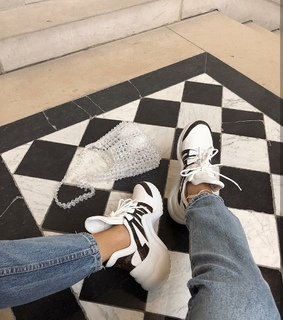 fashion, shoe shoes and floor