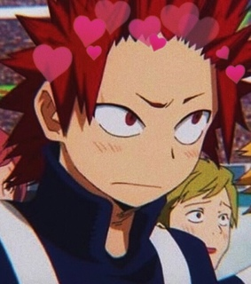 anime icon, eijiro kirishima and anime