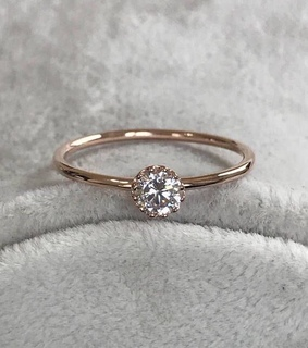 engagement, bague and ring