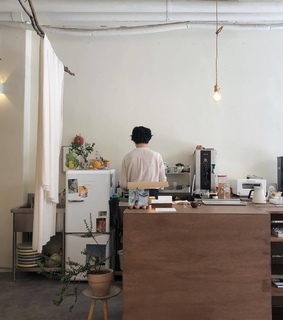 aesthetic, bambi and cafe