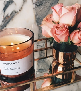 beautiful, candle and fancy