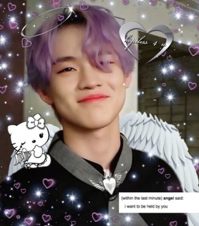 chenle, cyber goth and edit