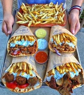 French Fries, delicious and food