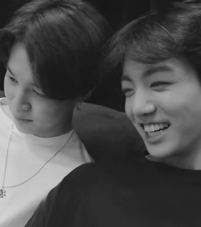 b&w, bangtan and black