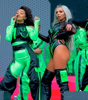 stage, jesy nelson and lmix