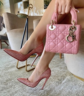 style, bag and pink