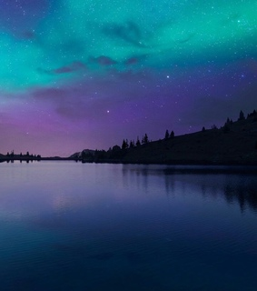 beautiful, colors and galaxy