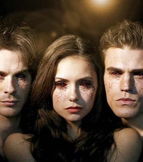 Nina Dobrev, celebrities and damon salvatore