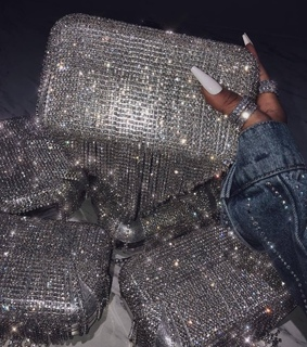 accessories, beauty and diamonds