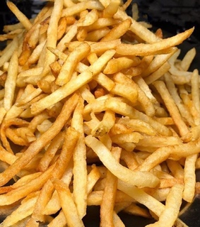chips, delicious and fast food