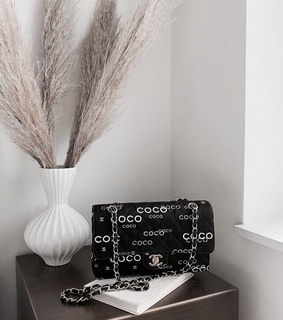 style, chanel and luxurious