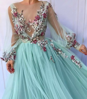 Prom, beautiful and beauty