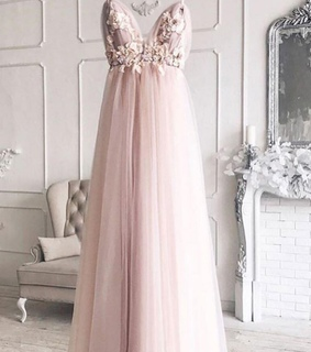 Prom, fashion and long prom dress