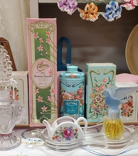 perfumes, lovely and french