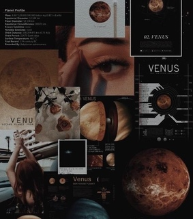 Venus, aesthetics and brown