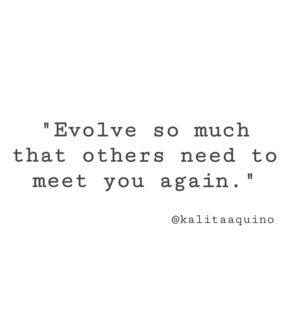 better, black and white and evolve