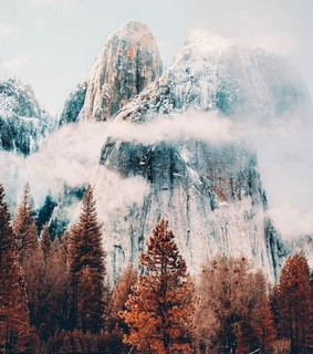 landscape, mountains and nature