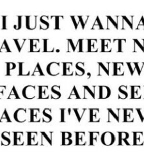 friends, travel and places