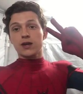 Marvel, actor and boy