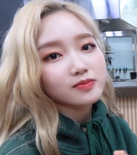 gowon, asian and park chaewon