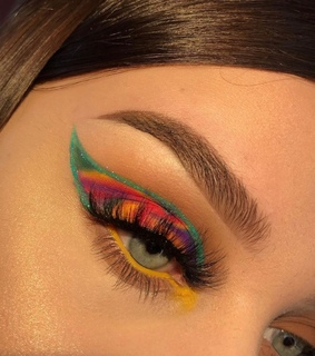 luxury, makeup art and colour