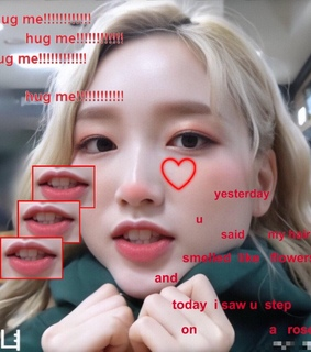 girls, edit and gowon