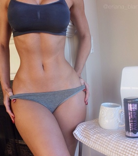 fit, skinny and girl