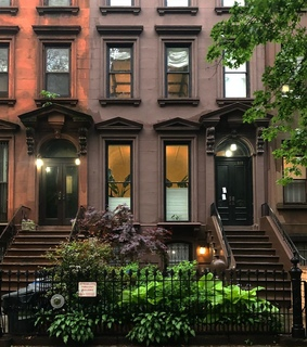 home, nyc and building