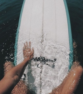 surf, surfing and summer