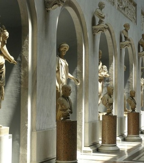 statues, architecture and greek