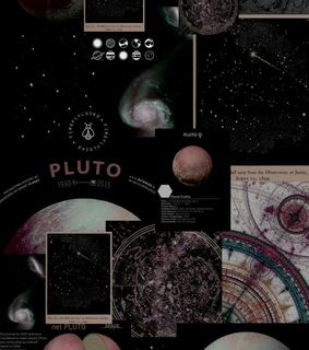 backgrounds, space and telescope