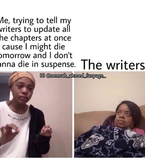 au, book and memes