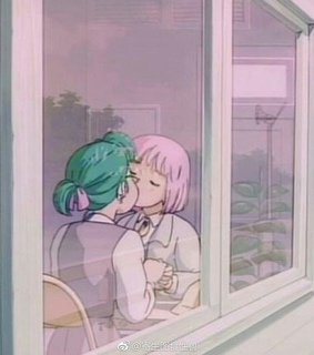 aesthetic, cute and 90s anime