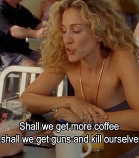 Carrie Bradshaw, carrie and cinema