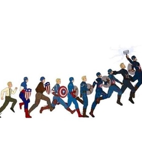 cap, steve rogers and wallpaper