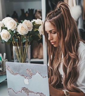 apple, beauty and computer