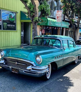 automobiles, street photography and roadmaster