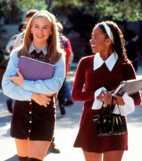 Clueless, cher and fashion
