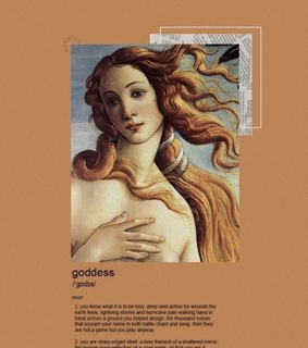 Venus, background and goddess