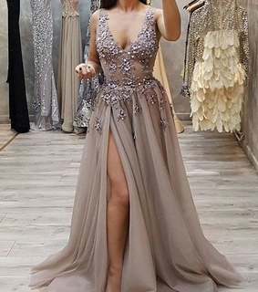 Prom, long prom dress and sexy dress