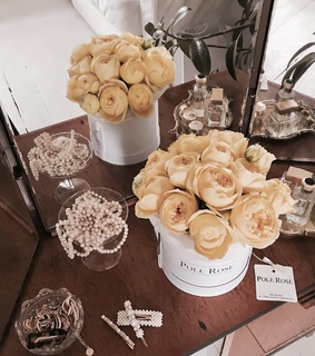 accessories, bouquet and decor