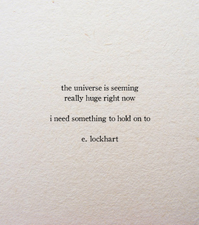 love quote, art and e. lockhart