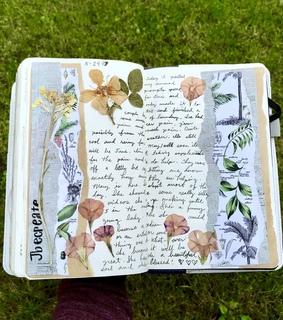 journaling, books and journal ideas