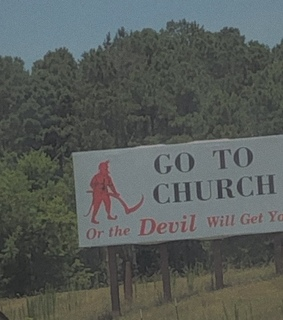 Devil, alternative and church