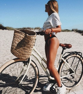 summer, inspiration and bicycle